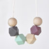 Abril teething necklace