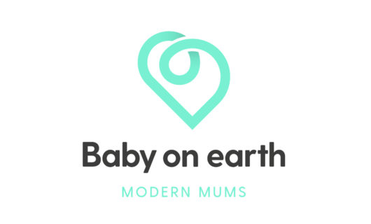 logo baby on earth collar de lactancia